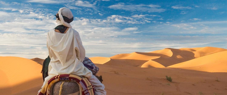 Marokko Rundreise, Wüste in Marokko