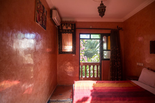 Morocco trekking tour 4 days, standard double room