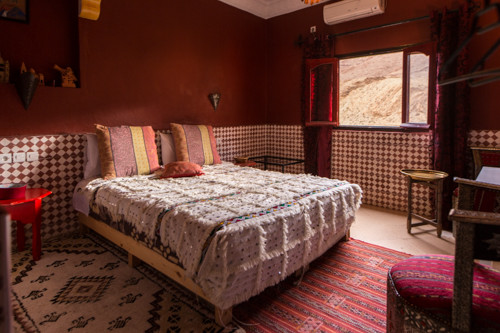 Marokko Trekkingreise 7 Tage, Standard Doppelzimmer