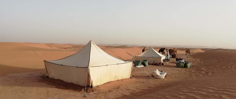 Wüstetrekking Marokko Wüstencamp, 10 Tage Reise
